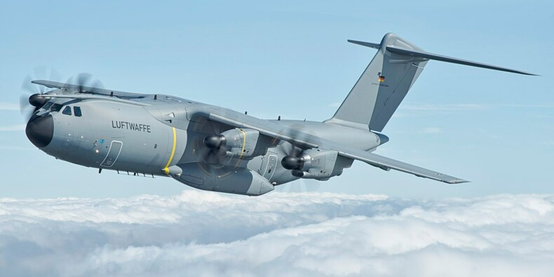 Accord trouvé avec les Etats clients, l'Airbus A400M redécolle