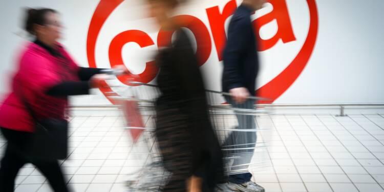 """""""Gros volumes et petits prix"""" : Cora veut empêcher Intermarché d'utiliser son slogan"""