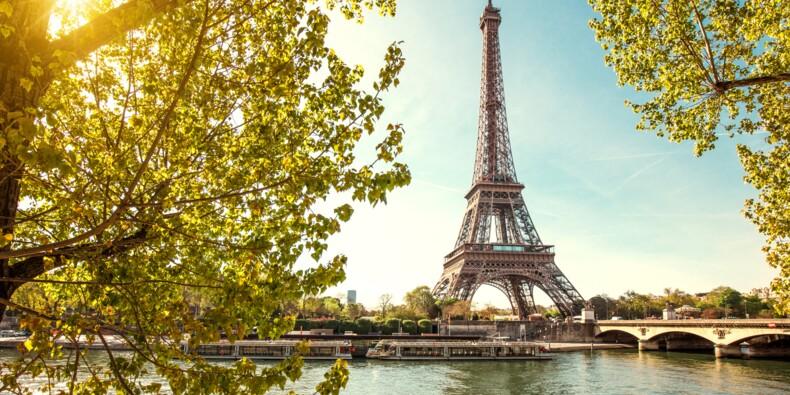 Paris dans le top trois des villes les plus attractives au monde