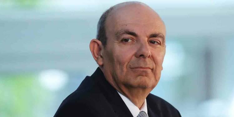 """Le nouveau Rafale européen permettra de """"partager les coûts et l'influence"""" selon Eric Trappier, PDG de Dassault Aviation"""