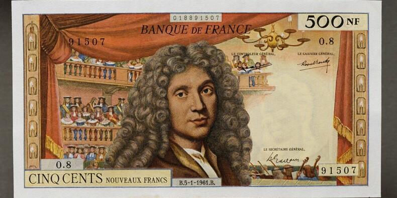 Le billet brûlé de Gainsbourg vendu aux enchères