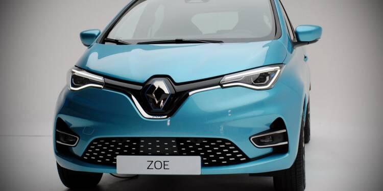 Renault Zoe 2 : avis et premières impressions à bord