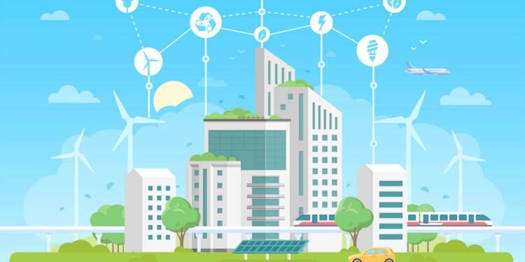 La ville du futur se dessine dans les bureaux de Vinci