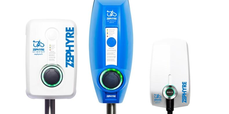 Zephyre : elle vous installe une borne électrique de voiture clé en main