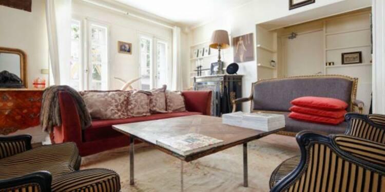 Offrez-vous le dernier appartement de François Mitterrand, rue de Bièvre