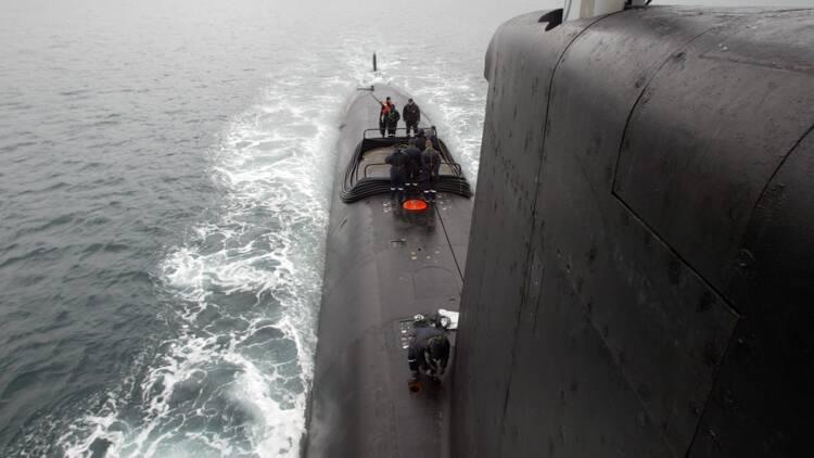 Le sous-marin d'attaque nucléaire Saphir va être démantelé