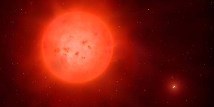Une nouvelle planète potentiellement habitable découverte