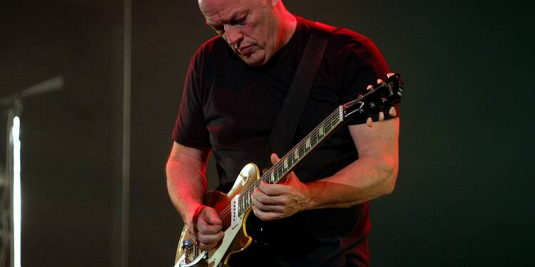 Une guitare de Pink Floyd vendue plus de 3 millions de dollars