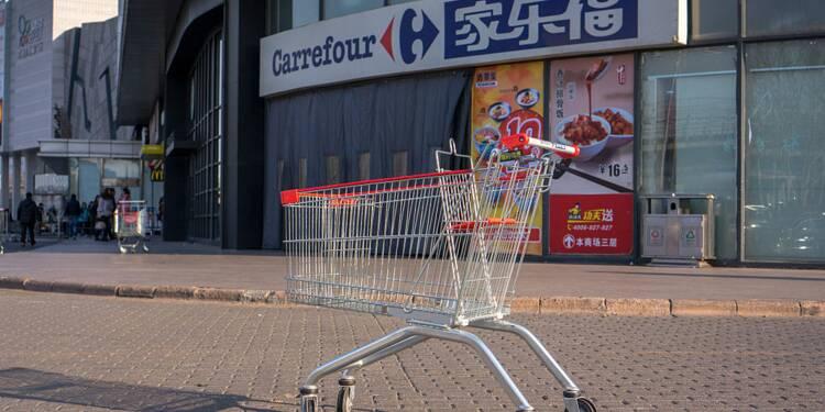 Carrefour cède ses activités et quitte la Chine