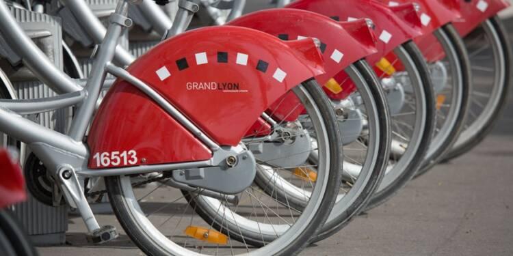 À Lyon, un tiers des vélos libre-service vandalisés !