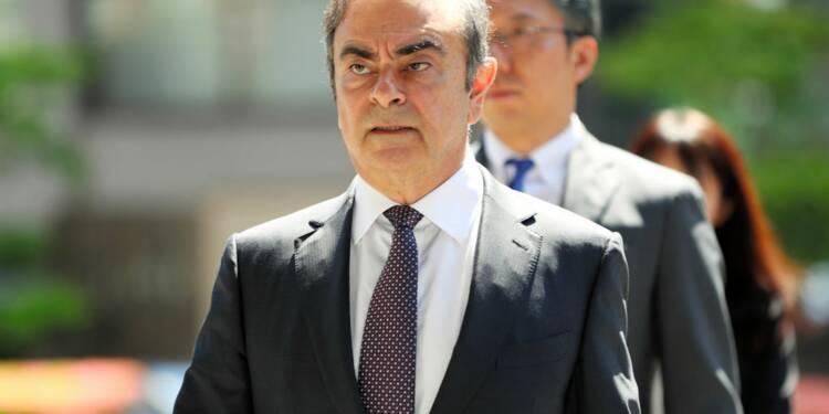 Carlos Ghosn dans le collimateur du fisc français
