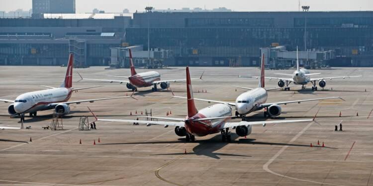 Boeing réquisitionne les parkings des employés pour garer ses 737 MAX
