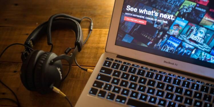 Netflix teste un moyen de nous faire regarder ses séries discrètement au bureau