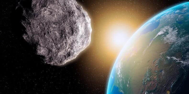"""Un astéroïde """"potentiellement dangereux"""" va frôler la Terre"""