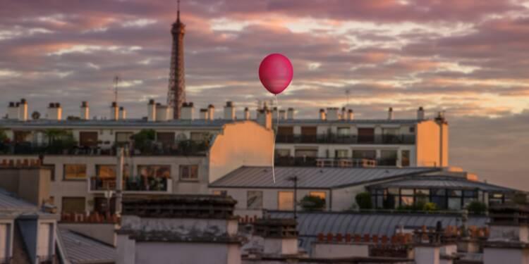 Immobilier : la barre des 10.000 euros le mètre carré à portée de vue à Paris