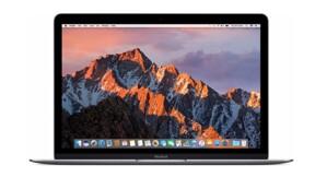 Soldes : - 40% sur le MacBook 12 pouces d'Apple chez Fnac Darty