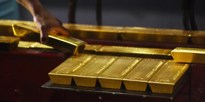 """Or : les taux d'intérêt négatifs pourraient """"générer un potentiel de hausse considérable"""", selon Morgan Stanley"""