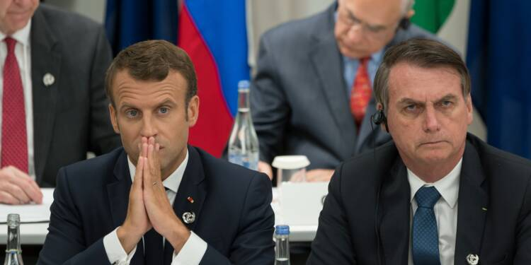 Ratification de l'accord UE-Mercosur: Paris met la pression sur Brasilia