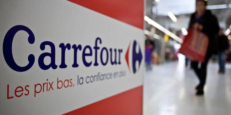 La livraison à domicile de Carrefour étendue à toute la France