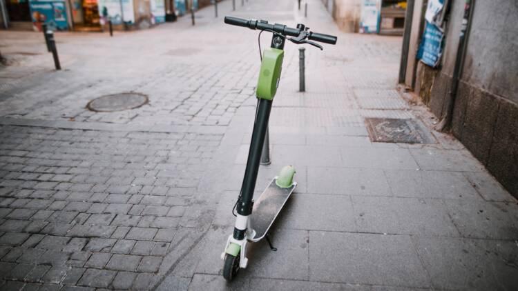 Les trottinettes électriques en libre service interdites dans une partie des Hauts-de-Seine