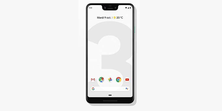 Smartphone : - 40% sur le Google Pixel 3 XL pour les soldes