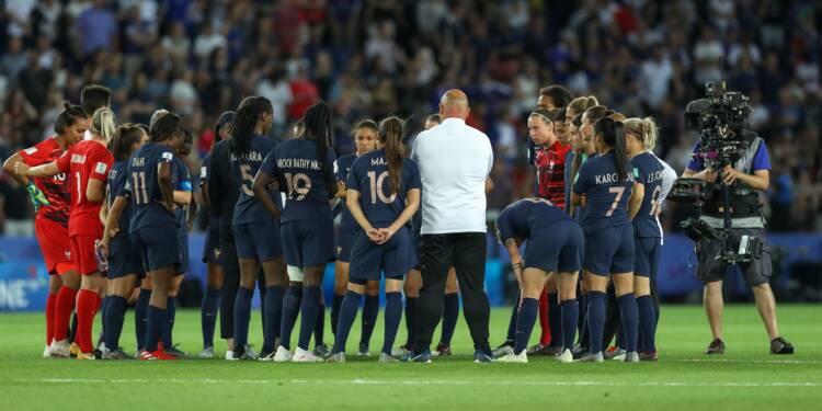 Coupe du monde : la bonne opération de TF1