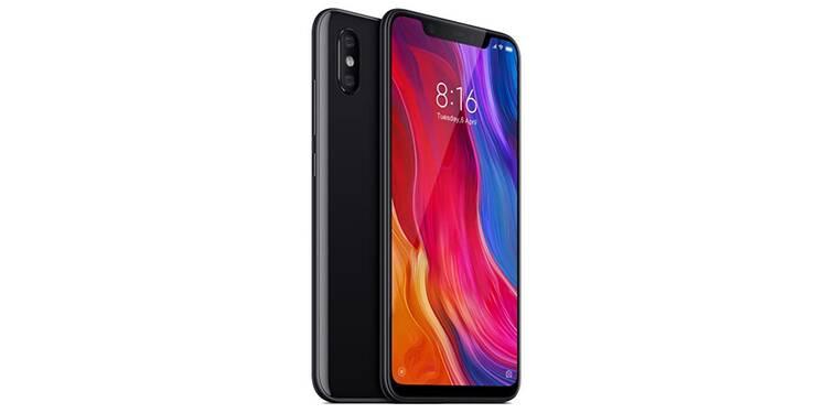 Soldes : - 44% sur le smartphone Xiaomi Mi 8