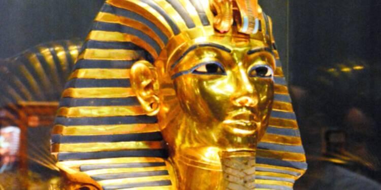 L'Égypte en colère contre la vente aux enchères d'un buste de Toutankhamon
