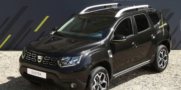Dacia Duster Black Collector : tout savoir sur cette série limitée très chic