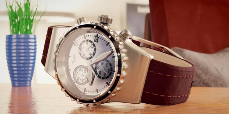 Swatch, les actions du géant des montres sont bradées malgré la guerre commerciale : le conseil Bourse du jour