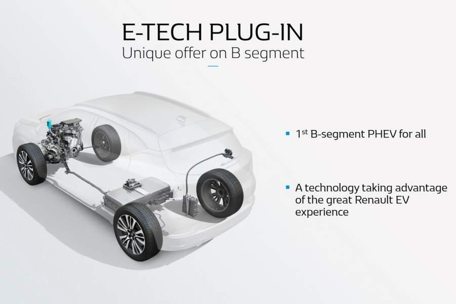 Un Renault Captur hybride rechargeable en 2020