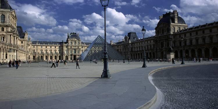 Musée du Louvre : l'argent contesté de riches mécènes new-yorkais