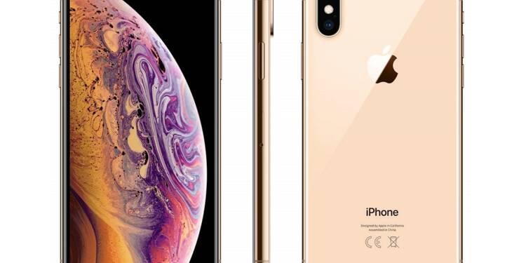 Soldes : iPhone XS à - 19 % sur Amazon