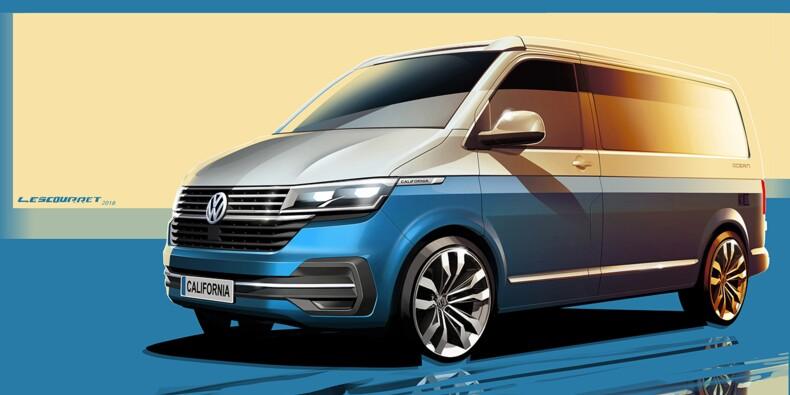 Volkswagen California 6.1 : quoi de neuf sur cette version 2019 ?