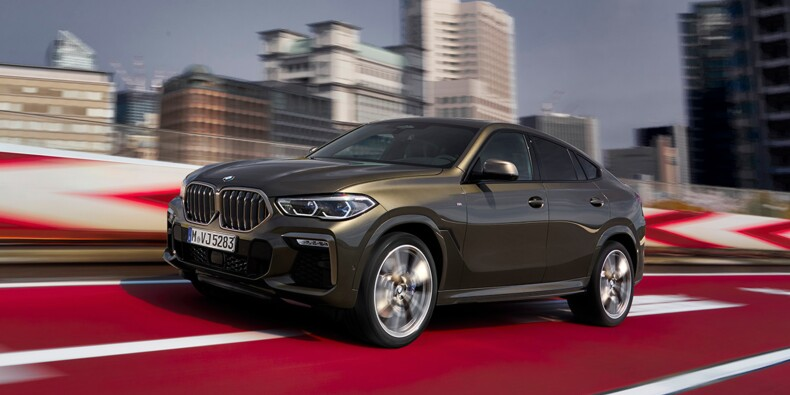 BMW X6 (2020) : tout savoir sur le nouveau SUV Coupé