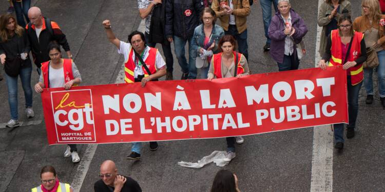 Les hôpitaux de Marseille doivent 800.000 heures à leurs agents !