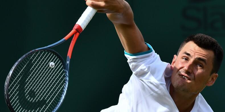 Wimbledon : un tennisman écope d'une amende pour avoir perdu trop vite