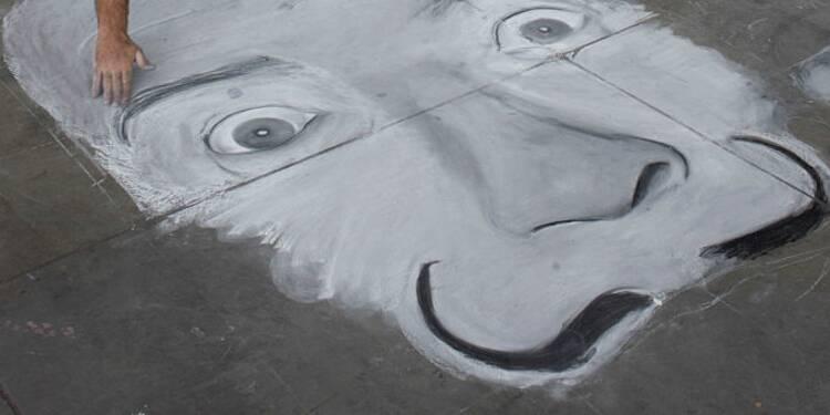 À Nantes, la publicité sur les trottoirs coûte très cher