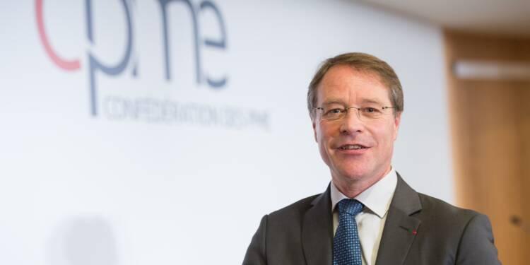 """François Asselin (CPME) : """"tant que l'on n'a pas la valeur du point, cette réforme des retraites c'est de la littérature"""""""