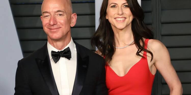 Amazon : Jeff Bezos finalise son divorce à 38 milliards de dollars