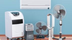 Les ventes de ventilateurs ont explosé avec la canicule