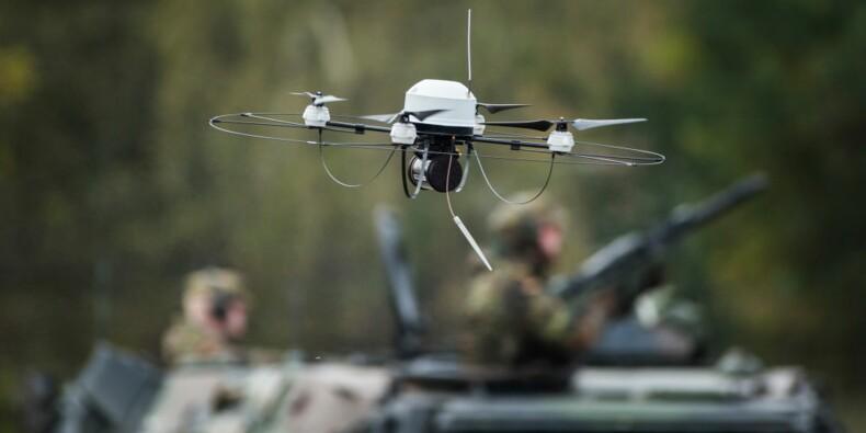 La Russie va équiper ses mini-drones de bombes