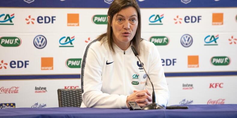 La  leçon de management de Corinne Diacre, sélectionneuse de l'équipe de France féminine de football