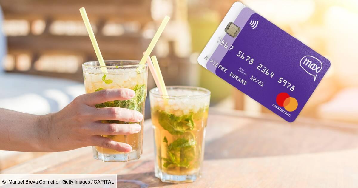 Banque Max La Carte Gratuite Qui Vous Protege Contre Les Frais A L Etranger Capital Fr