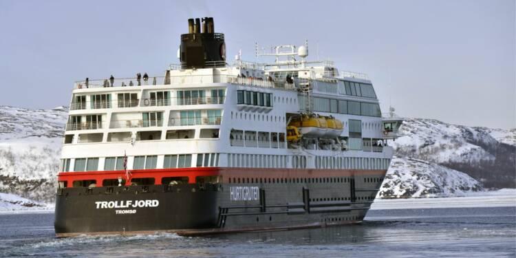 Sans bruit et sans fumée, la Norvège inaugure le navire de croisière du futur