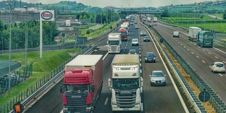 Taxe sur le gazole : le gouvernement fait passer les routiers à la caisse
