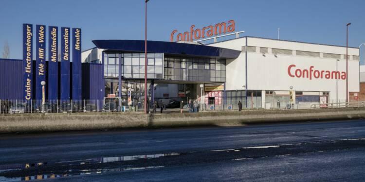 Conforama va-t-il doubler le nombre de fermetures de magasins ?
