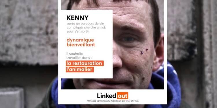 LinkedOut, un réseau social professionnel pour ceux qui n'en ont pas
