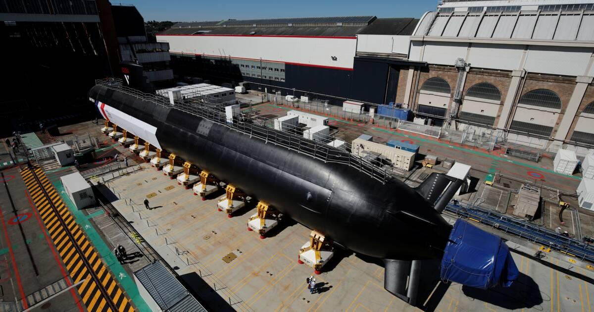 """Providence Auto Group >> Découvrez le """"Suffren"""", le sous-marin nucléaire que la"""