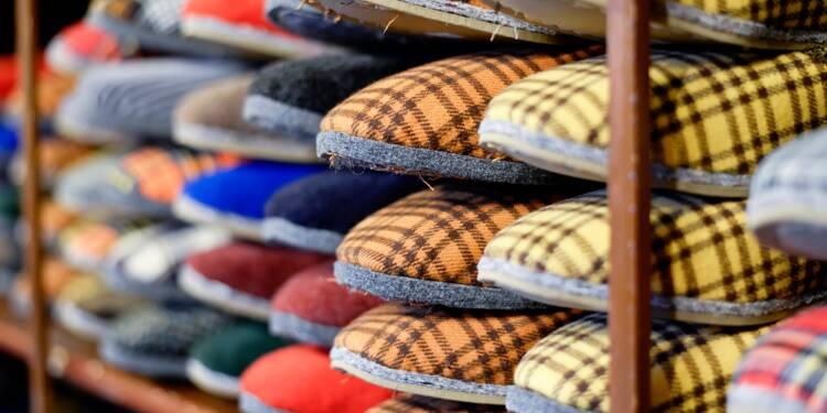 Boom des ventes de charentaises après la liquidation de la Manufacture